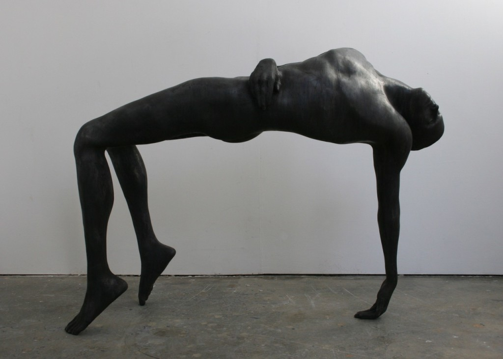 Joseph Hillier, Virtual Mortal, 2014, Bronze, 80 x 120 x 60 cms (31 x 47 x 23.6 inches), A/P - Edition of 7