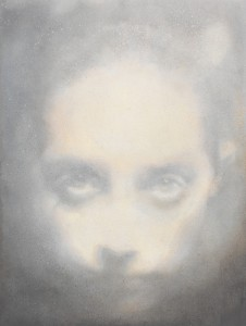 X Ray (2012), Oil on Board, 35 x 46cm (13.5 x 18 inches)