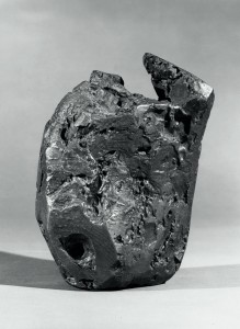 Fish Head (1961), Bronze, Edition 3 of 6, H19.7cm