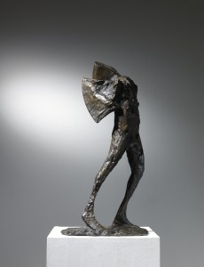 Homme Libellule I (Dragonfly Man) (1965), Bronze, Edition 5 of 6, H41.9 x W20cm