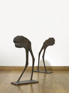 Mirages I & II (1967), Bronze, Edition 3 of 5 (Mirage I), Edition 4 of 5 (Mirage II), H91.4cm