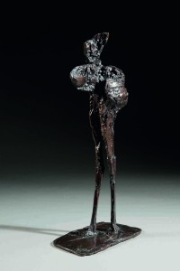 New Bird I (1965), Bronze, Edition 6 of 6, H54.6cm