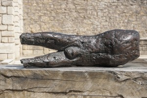 Torso (1958), Bronze, Edition 3 of 3, H31.4 x W98cm