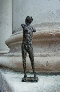 Elisabeth Frink, Warrior (1956), Bronze, Edition of 10, H36.8cm (14.5 inches). FCR32 (CR25).