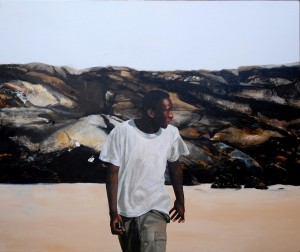 Esprit de Corps (2011), Oil on Canvas, 150 x 180cm
