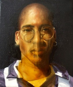 Kevin Hope (1996), Oil on Canvas, 35 x 30cm
