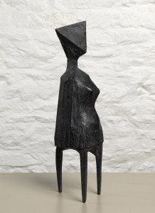 Little Girl II (1970), Bronze, Edition 00/6, H40cm (15.75 inches), 601