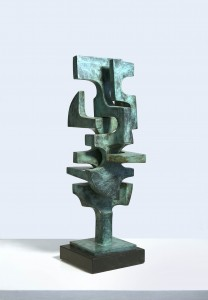 Paul Mount String Quartet, 1990, Bronze, Edition 6 of 7 H: 38 cm