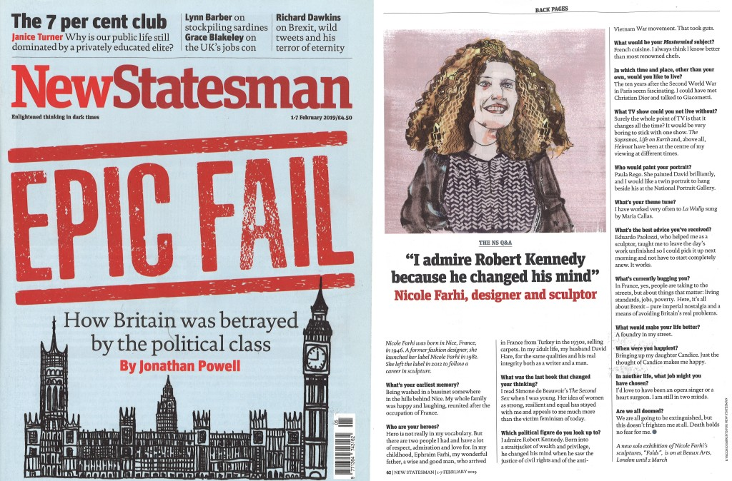 New Statesman (UK) 01-07.02.2019
