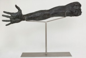 Nicole Farhi, Principle Dancer, Bronze, Edition of 9, 75 x 82 cm