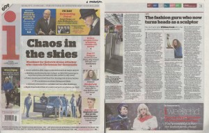 i Newspaper (UK) 21st December 2018