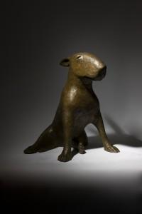 Ailbhe (2015), Bronze, Edition of 6, H60 x L50 x W50cm