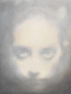 X Ray (2012), Oil on Board, 35 x 46cm