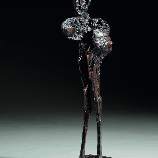 New Bird I (1965), Bronze, Edition 6 of 6, H54.6cm