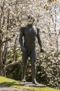 Walking Man (Riace I) (1986), Bronze, Edition of 4 (A/C), H211cm