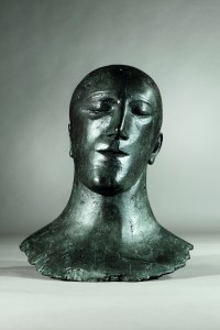 Tribute Head III (1975), Bronze, Edition of 6, H68.6cm