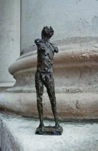 Warrior (1956), Bronze, Edition of 10, H36.8cm