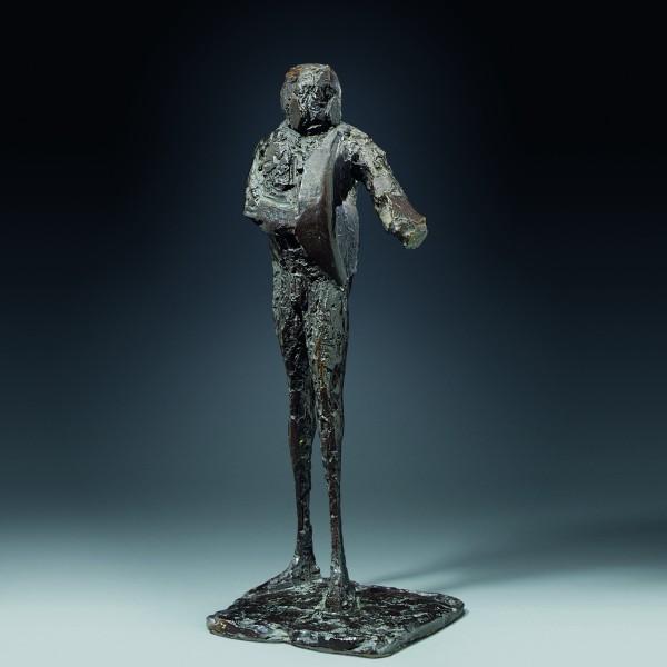 Warrior (1963), Bronze, Edition of 6, H62.2cm