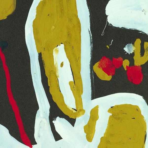 Rocket (1974), Gouache on Paper, 54 x 33cm