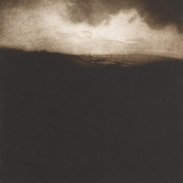 Landscape near Bath (2014), Mezzotint, Edition of 30, 25 x 25cm