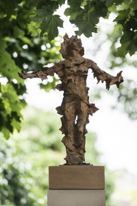 Last Leaves (2015), Bronze, Edition of 9, 66cm (excluding base)