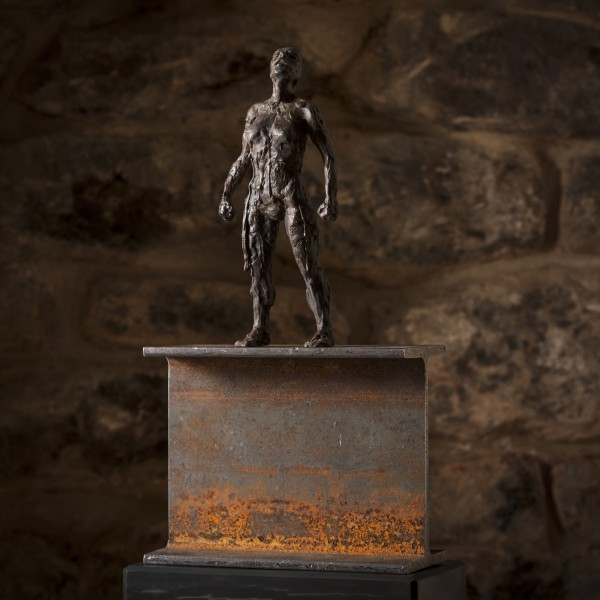 Saturn Returns (2015), Bronze, Edition of 9, 21 x 8 x 6cm