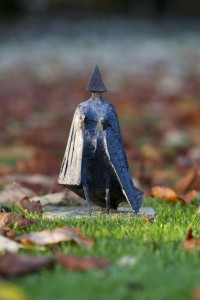 Cloaked Figure III (1977), Bronze, Edition 6 of 8, H24cm, CR745