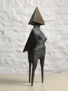 Girl IV (1971), Bronze, Edition 2 of 6, H31cm, 633S