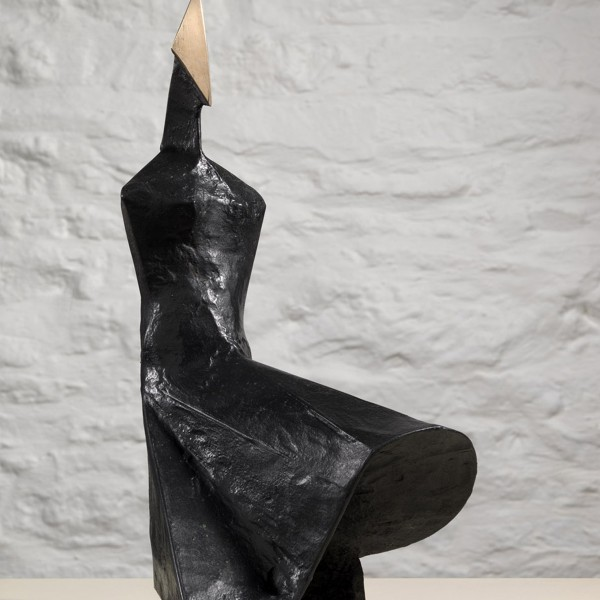 Maquette I High Wind (1980), Bronze, Edition 9 of 9, H38cm, 799S