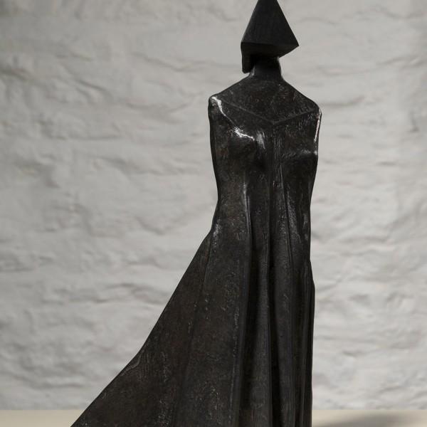 Standing Woman (1983), Bronze, Edition EA/1 of 9, H28cm, C5