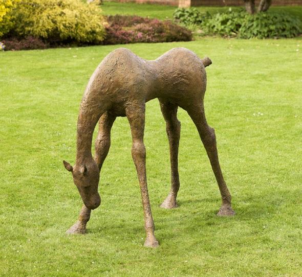 Etain (2014), Bronze, Edition 3 of 3, 120 x 137 x 54cm