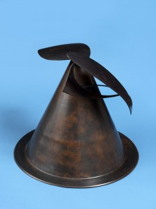 Taraquina (2000), Copper, Unique, 45.7 x 45.7cm