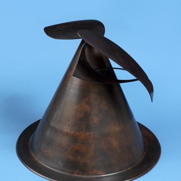Taraquina (2000), Copper, Unique, 45.7 x 45.7cm