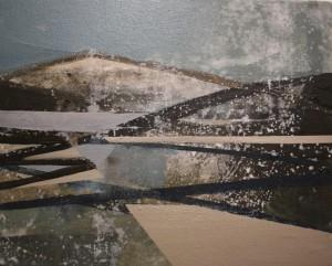 Cove (2013), Oil on Canvas, 24 x 30cm