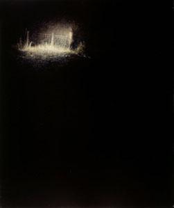 Film Still - Morvern Callar (2005-07), Oil on Canvas, on Board, 54.5 x 45.75cm