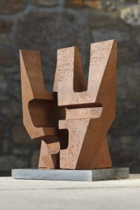 Chiave (1976), Cast Iron, Unique, H24cm