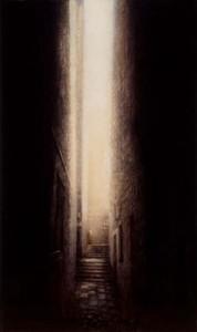 Venis (2002-03), Oil on Canvas, 42 x 25.5cm