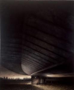 Westway W10 (2002-03), Oil on Canvas, 183 x 151cm