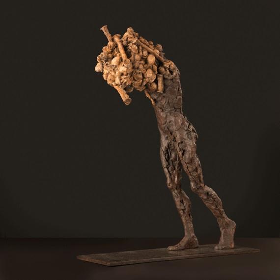 Equinox (2013), Bronze, Edition of 9, 39 x 11 x 30cm