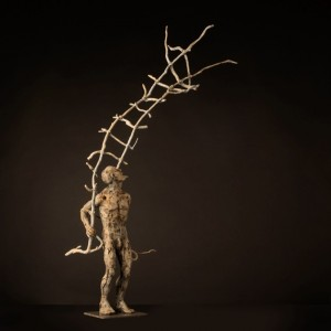 What Now (2013), Bronze, Edition of 9, 94 x 52 x 25cm