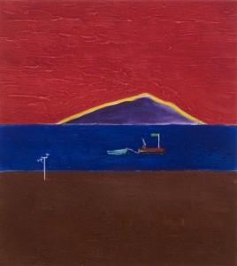 Craigie-Aitchison-Holy-Island-etching