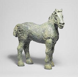 Elisabeth Frink - Chinese Horse III
